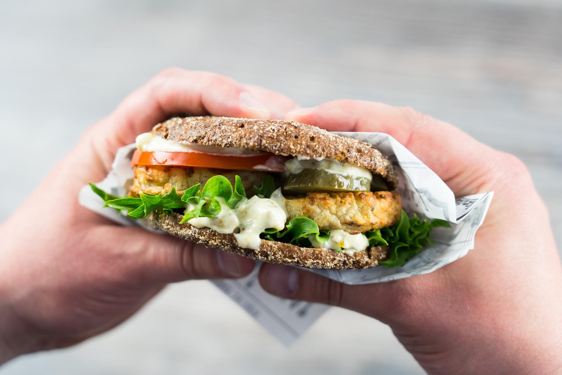 Fisuburgeri, Itämeripäivä